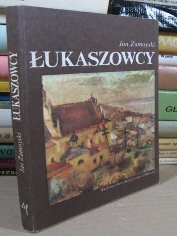 Okładka książki Łukaszowcy