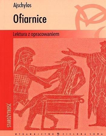 Okładka książki Ofiarnice