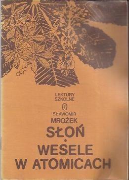 Okładka książki Słoń, Wesele w Atomicach