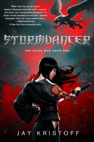 Okładka książki Stormdancer