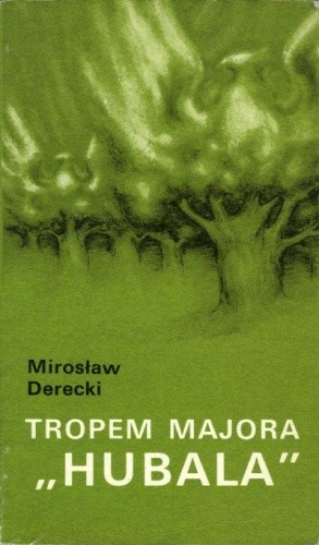 Okładka książki Tropem majora