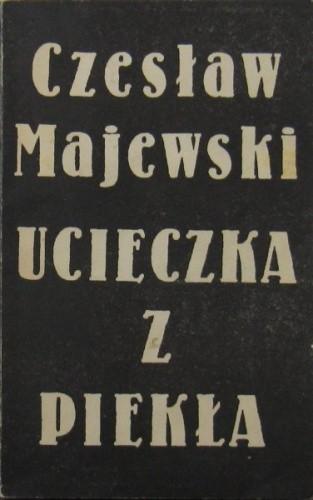 Okładka książki Ucieczka z piekła