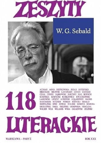 Okładka książki Zeszyty Literackie nr 118 (2/2012)