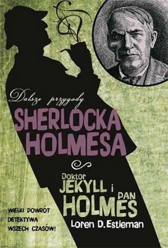 Okładka książki Doktor Jekyll i pan Holmes