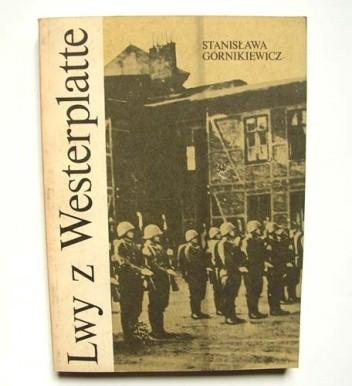 Okładka książki Lwy z Westerplatte