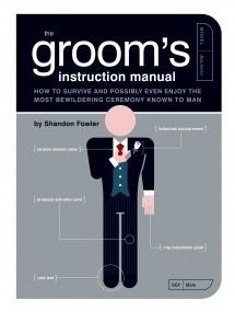 Okładka książki The Groom's Instruction Manual.