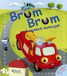 Okładka książki Brum Brum 5 szybkich historyjek