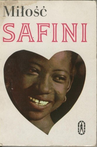 Okładka książki Miłość Safini