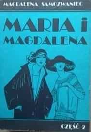 Okładka książki Maria i Magdalena. Część 2