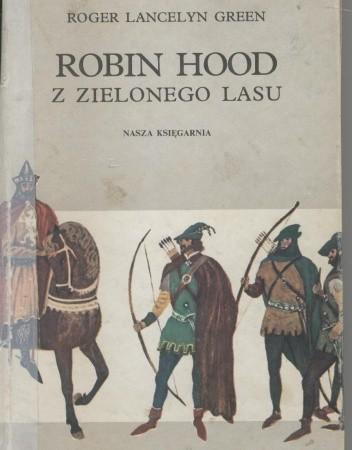 Okładka książki Robin Hood z zielonego lasu