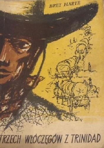 Okładka książki Trzech włóczęgów z Trinidad