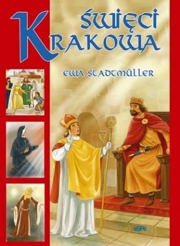 Okładka książki Święci Krakowa