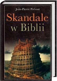 Okładka książki Skandale w Biblii