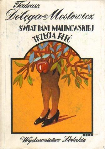 Okładka książki Świat pani Malinowskiej. Trzecia płeć