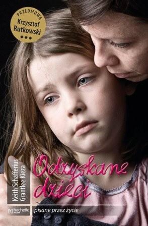 Okładka książki Odzyskane dzieci