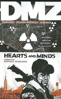 Okładka książki DMZ, Vol. 8: Hearts and Minds