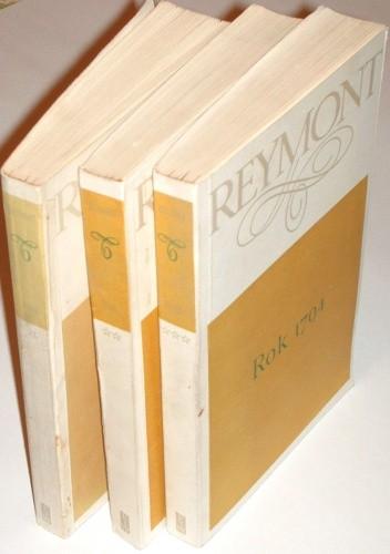 Okładka książki Rok 1794. Tom 1-3