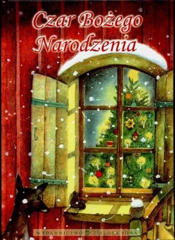Okładka książki Czar Bożego Narodzenia