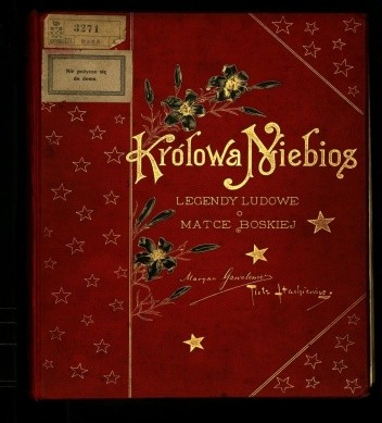 Okładka książki Królowa Niebios