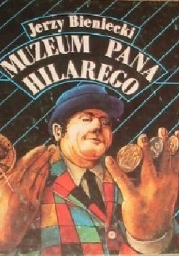 Okładka książki Muzeum pana Hilarego