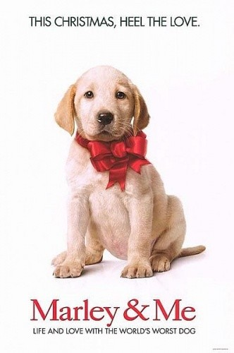 Okładka książki Marley & Me. Life and Love with the World's Worst Dog