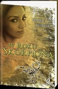 Okładka książki W roku skorpiona
