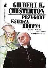 Okładka książki Przygody księdza Browna
