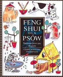Okładka książki FENG SHUI DLA PSÓW