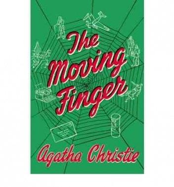 Okładka książki The Moving Finger