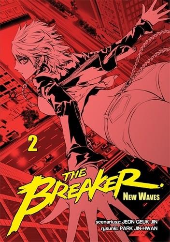Okładka książki The Breaker: New Waves t. 2