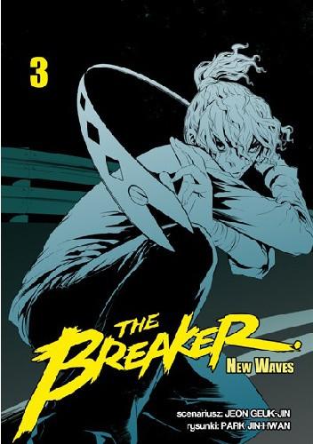 Okładka książki The Breaker: New Waves t. 3