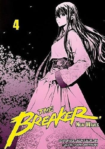 Okładka książki The Breaker: New Waves t. 4