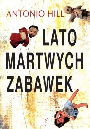 Okładka książki Lato martwych zabawek