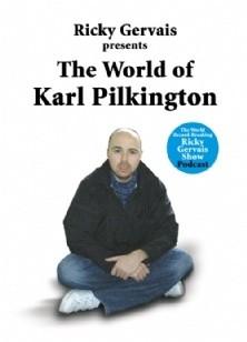 Okładka książki The World of Karl Pilkington