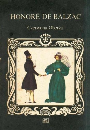 Okładka książki Czerwona Oberża i inne opowiadania