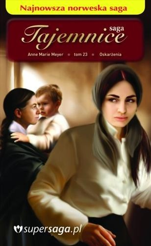 Okładka książki Oskarżenia