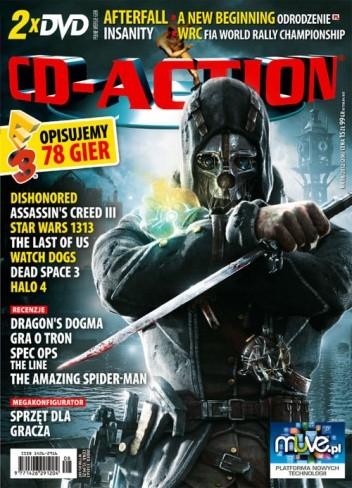 Okładka książki CD-Action 8/2012