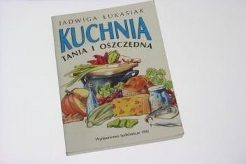 Okładka książki Kuchnia tania i oszczędna
