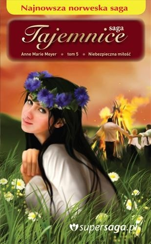 Okładka książki Niebezpieczna miłość