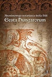 Okładka książki Anonimowego notariusza króla Beli