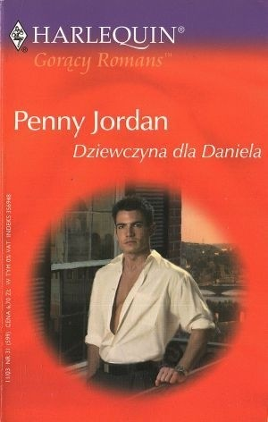 Okładka książki Dziewczyna dla Daniela