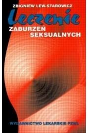 Okładka książki Leczenie zaburzeń seksualnych