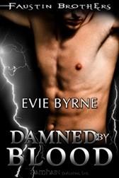 Okładka książki Damned by Blood