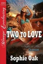 Okładka książki Two to Love