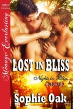 Okładka książki Lost in Bliss