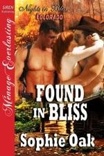 Okładka książki Found in Bliss