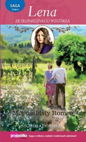 Okładka książki Mój osobisty Romeo