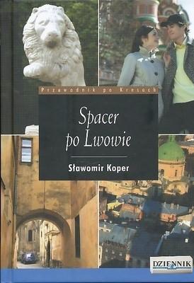 Okładka książki Spacer po Lwowie