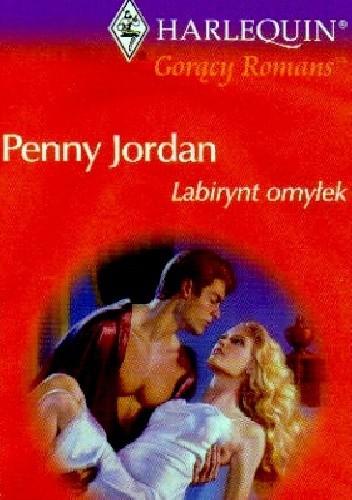 Okładka książki Labirynt omyłek