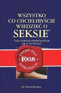 Okładka książki Wszystko co chcielibyście wiedzieć o seksie, ale zawsze obawialiście się o to pytać